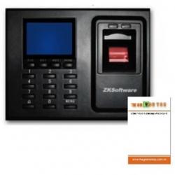 Kiểm soát ra vào vân tay ZK Software F702S