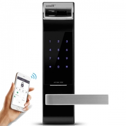 Khóa vân tay – Bluetooth – Wifi GATEMAN WF200 (Plus)