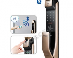 Khóa cửa điện tử (bluetooth) Samsung SHS-DP728