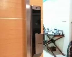 Những mẫu khóa cửa vân tay được người Hàn Quốc ưa chuộng nhất