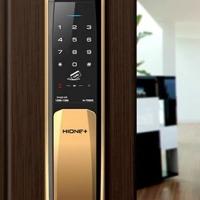 Khóa cửa điện tử Hione H-7090, hướng dẫn sử dụng