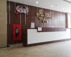 Lắp khóa cửa vân tay tại ICID Complex, Lê Trọng Tấn – Hà Đông