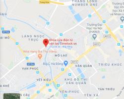 Khóa cửa vân tay tại Hà Nội