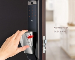 Khóa cửa vân tay điện tử cho nhà thông minh