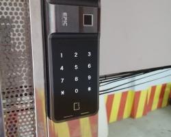 Hướng dẫn sử dụng khóa cửa vân tay 2 chiều Epic ES-FF730G