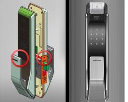 Mẹo nhỏ giúp khắc phục nhanh lỗi thường gặp của khóa cửa vân tay mà không cần tới thợ sửa khóa