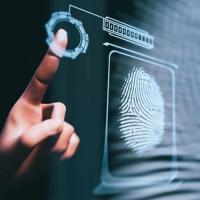 Công nghệ vân tay sinh trắc học trong khóa cửa vân tay Samsung