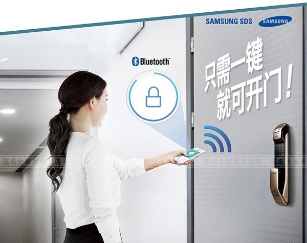 Mở khóa từ xa bằng Bluetooth