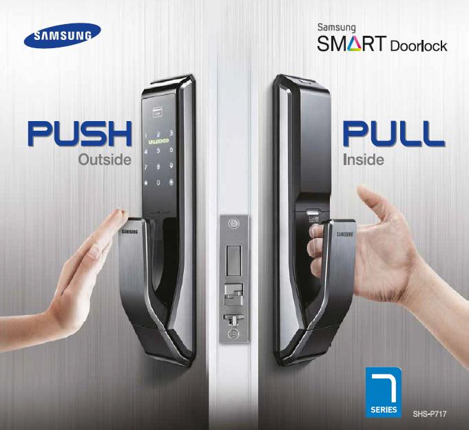 Nên mua khóa cửa điện tử hãng nào tốt và chất lượng nhất?