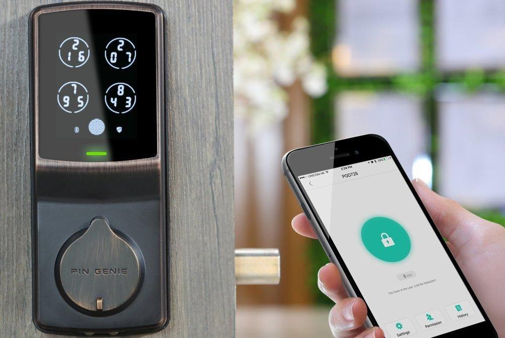 Chọn khóa cửa điện tử thông minh cao cấp để đảm bảo an toàn