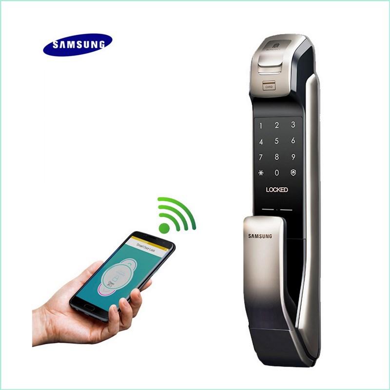 Khóa vân tay cao cấp Samsung SHS-DP728