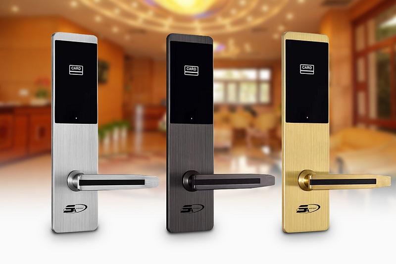 Cách khắc phục sự cố khóa cửa từ thông minh khách sạn