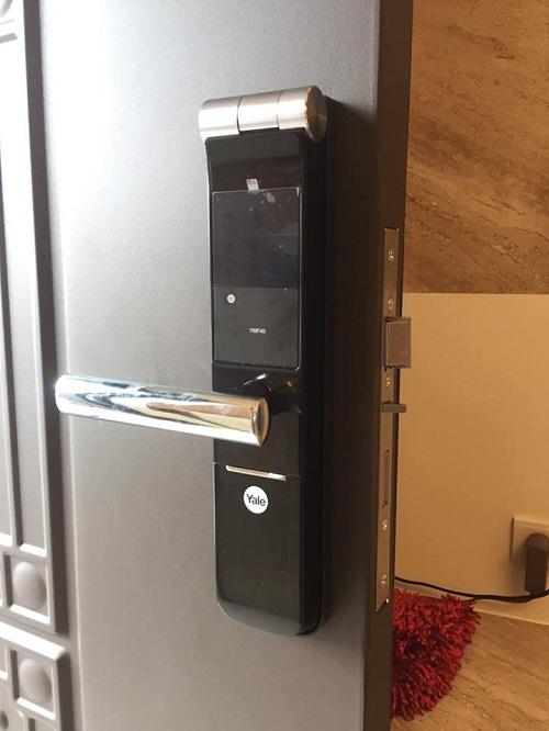 TIMELOCK chuyên lắp đặt khóa cửa thông minh ở Tây Hồ giá rẻ