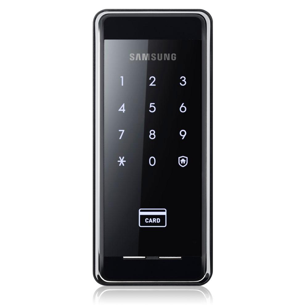 Hướng dẫn sử dụng khóa cửa điện tử SamSung SHS-2920