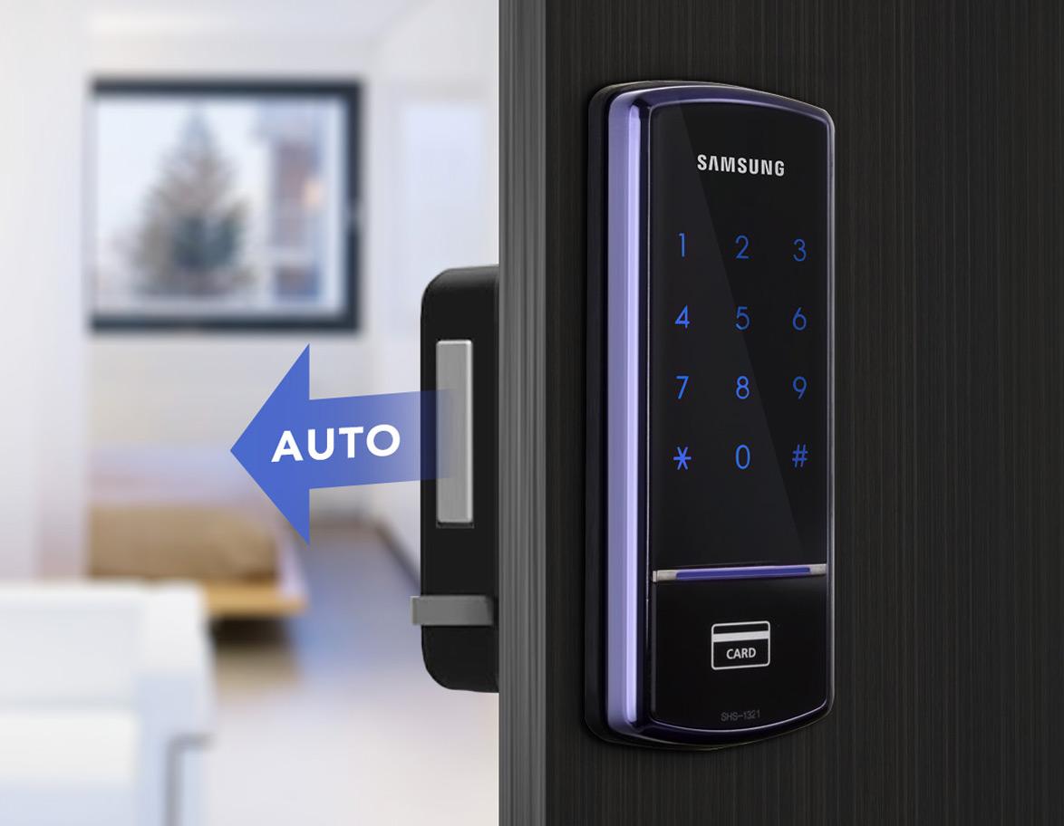 Top 5 mẫu khóa điện tử samsung giá rẻ được yêu thích nhất - SHS 1321
