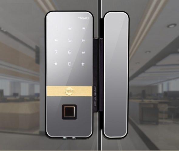 Tư vấn lắp đặt khóa cửa điện tử ở Hoàn Kiếm