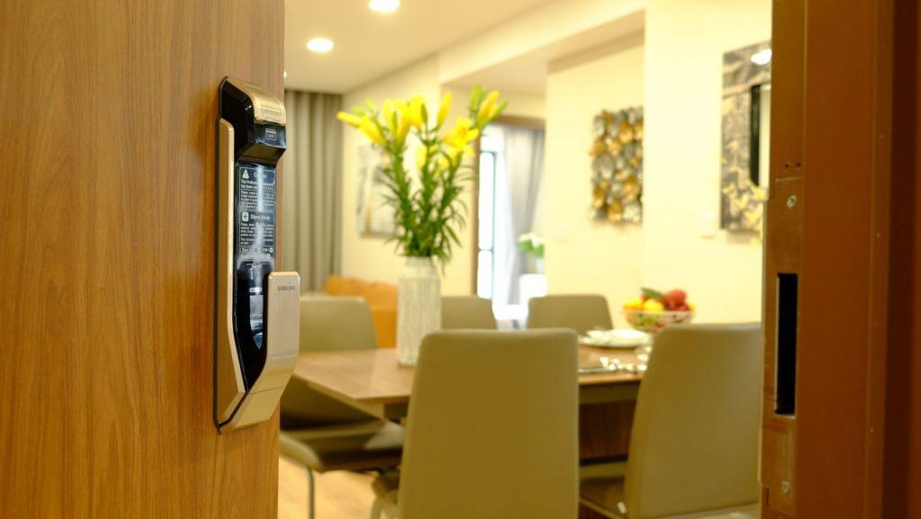 Chuyên lắp đặt khóa cửa điện tử tại Từ Liêm giá rẻ