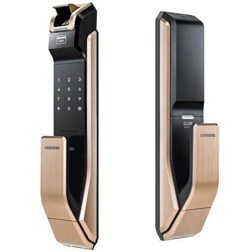 Khóa cửa vân tay Samsung chung cư SHS-P718LMG