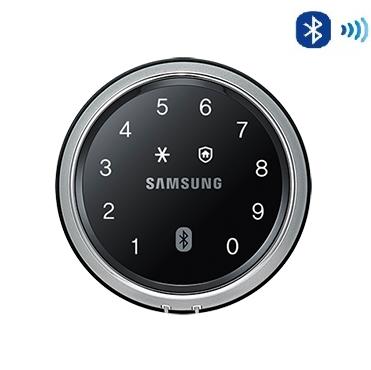 Khóa điện tử samsung kết nối Bluetooth DS-705