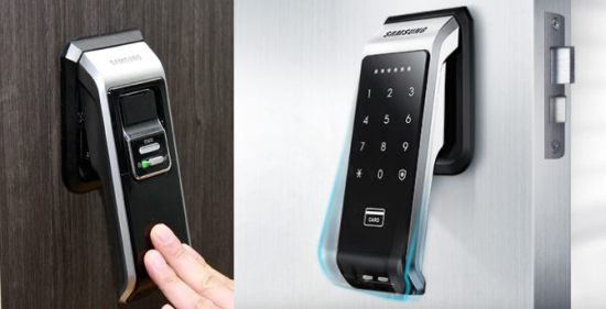 Ưu điểm của khóa cửa điện tử thông minh