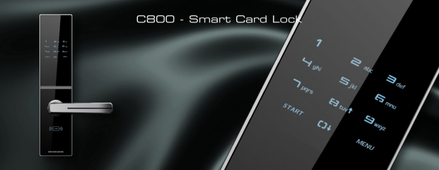 Smart Card với Dessmann C800
