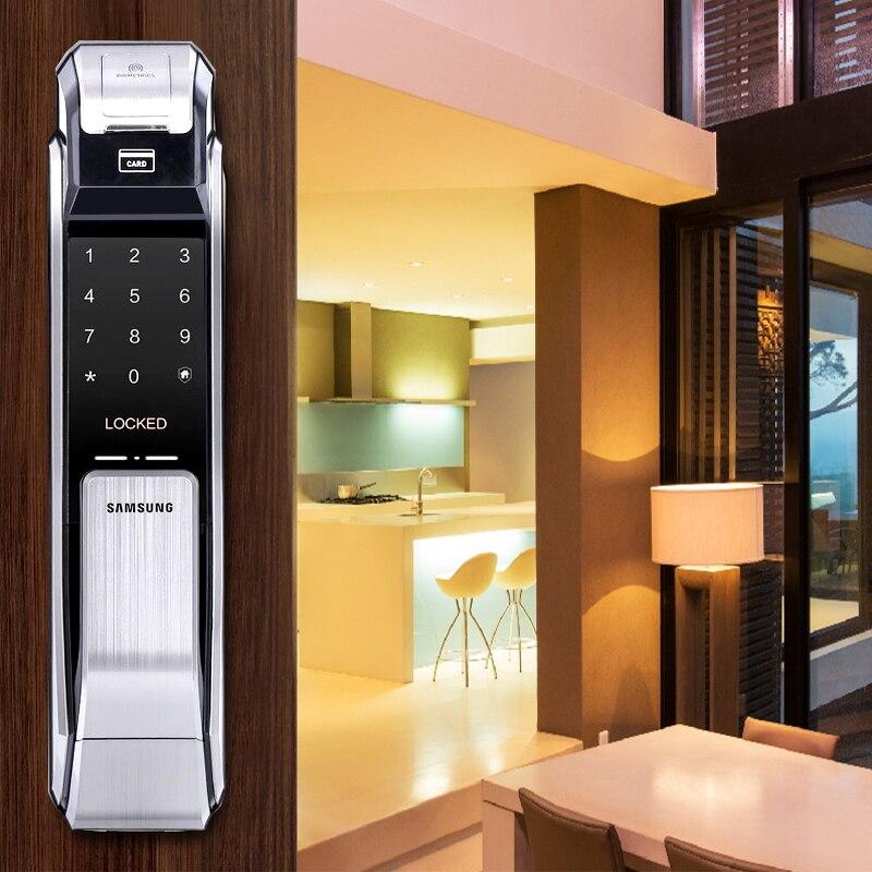 Địa chỉ bán khóa cửa vân tay Samsung tại Hà Nội uy tín