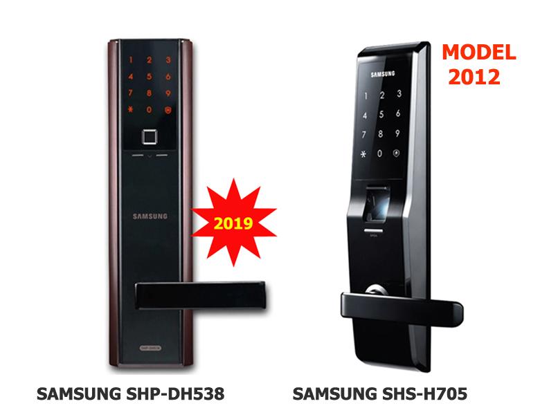 Samsung SHP-DH538 với thiết kế hiện đại