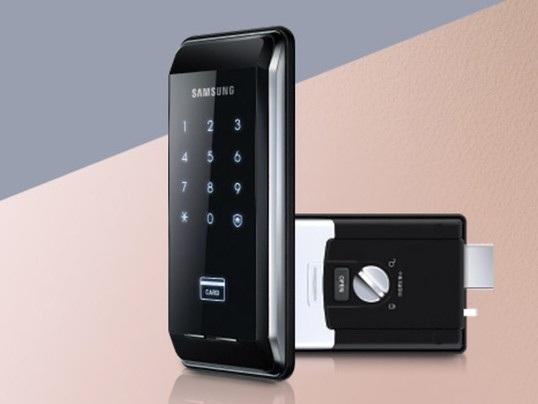 Khóa cửa điện tử Samsung SHS-2920 chính hãng
