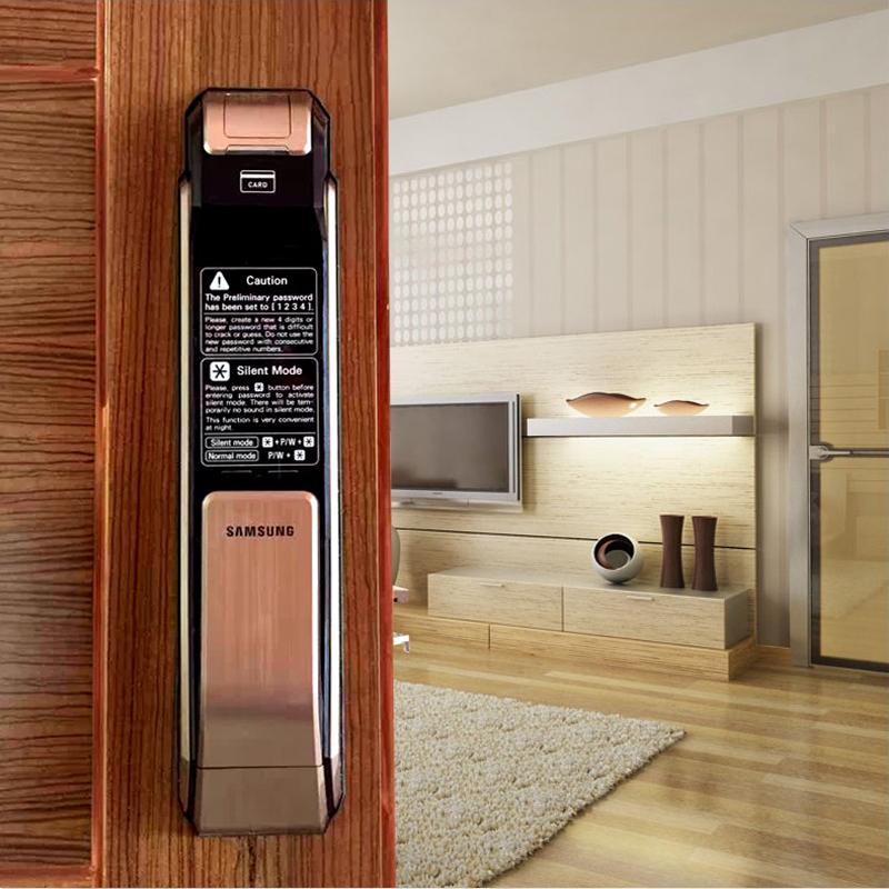 Khóa vân tay cao cấp Samsung SHS-P718