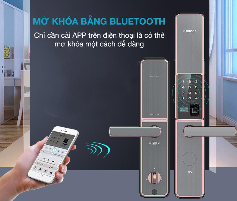 So sánh khóa cửa Wifi và khóa cửa Bluetooth