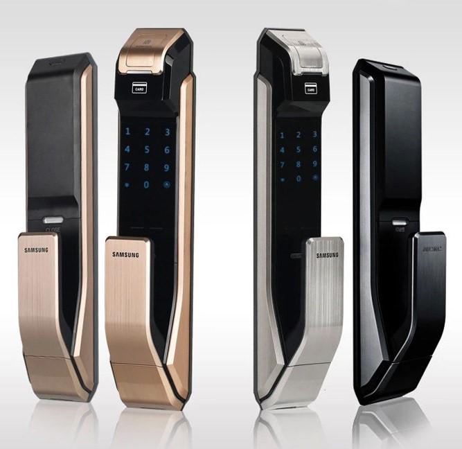 Địa chỉ bán khóa điện tử nhập khẩu chính hãng, đa dạng model