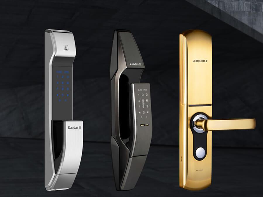 4 thương hiệu khóa điện tử cao cấp được yêu thích nhất