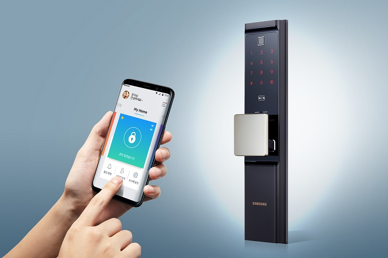 5 lý do nên lắp đặt khóa cửa điện tử Samsung cho căn hộ của bạn