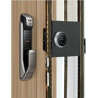 Các mẫu khóa cửa vân tay cho cửa gỗ và cửa sắt chống cháy