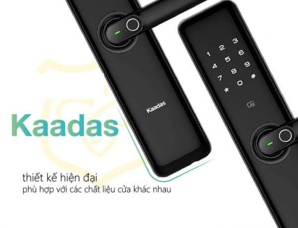 Cách đăng ký mã số chủ cho khóa điện tửKaadas S8