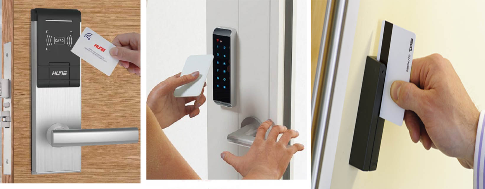 Hướng dẫn lắp đặt khóa cửa thẻ từ nhanh nhất