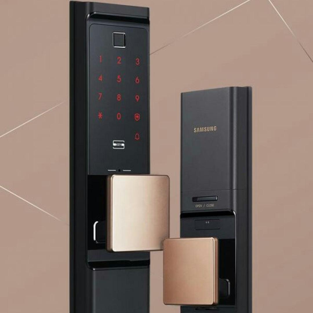 Ưu điểm của khóa cửa vân tay Samsung cao cấp