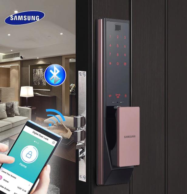 Khóa vân tay Samsung tại Hà Nội giá rẻ nên mua ở đâu?