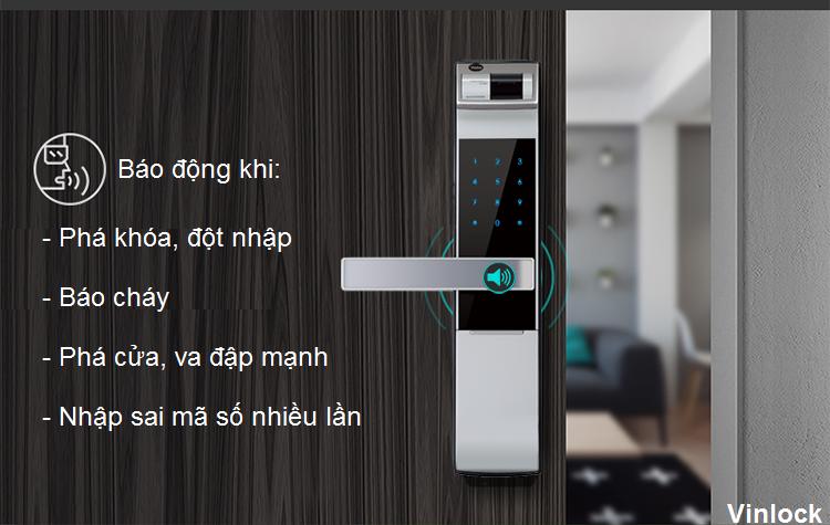 Lắp đặt khóa cửa điện tử có hợp cho người khiếm thị không?