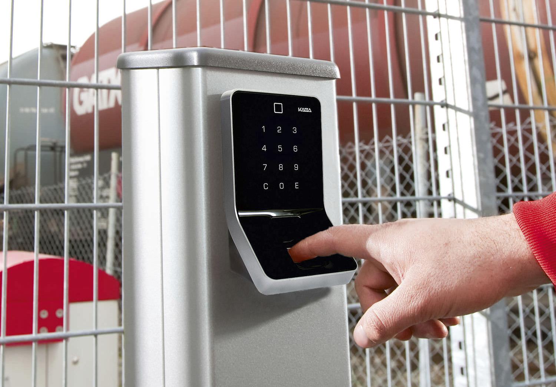 Lưu ý khi lắp đặt khóa cửa điện tử cho cổng sắt
