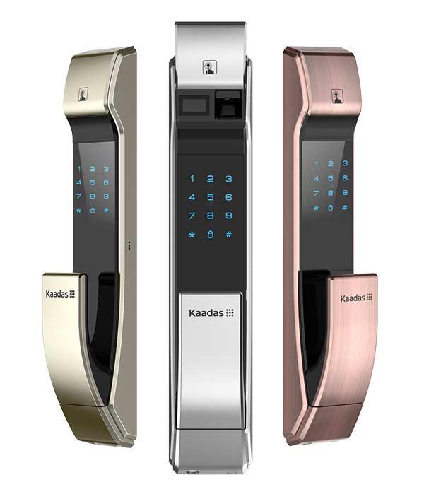 Khóa điện tử Kaadas - Công nghệ vượt trội hàng đầu