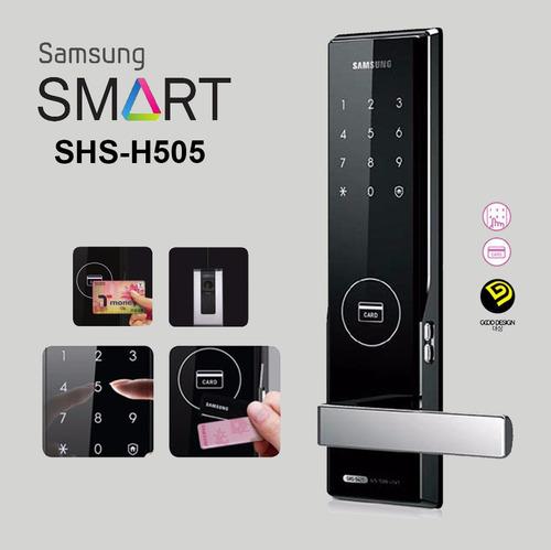 So sánh khóa cửa Kaadas và khóa cửa Samsung khi cùng phân khúc giá