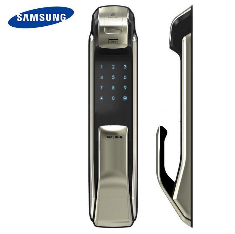Khóa vân tay có kết nối Smartphone Samsung SHS-DP728AK