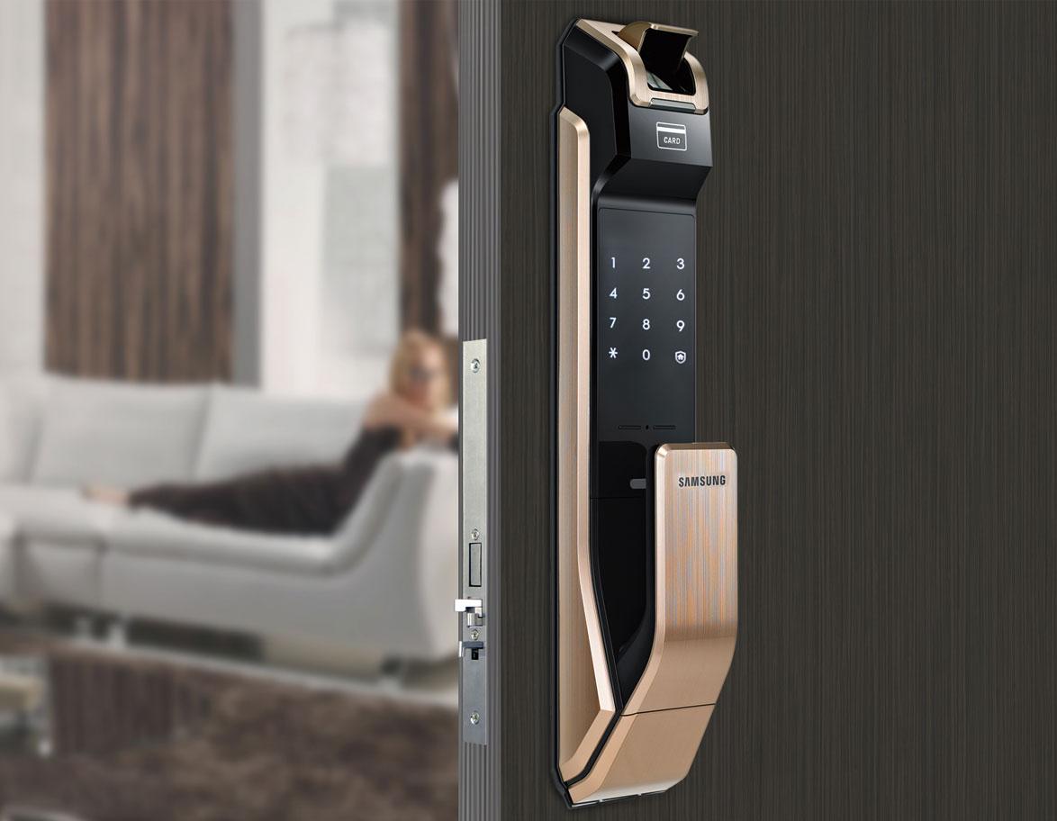 Những câu hỏi thường gặp khi sử dụng khóa cửa vân tay Samsung