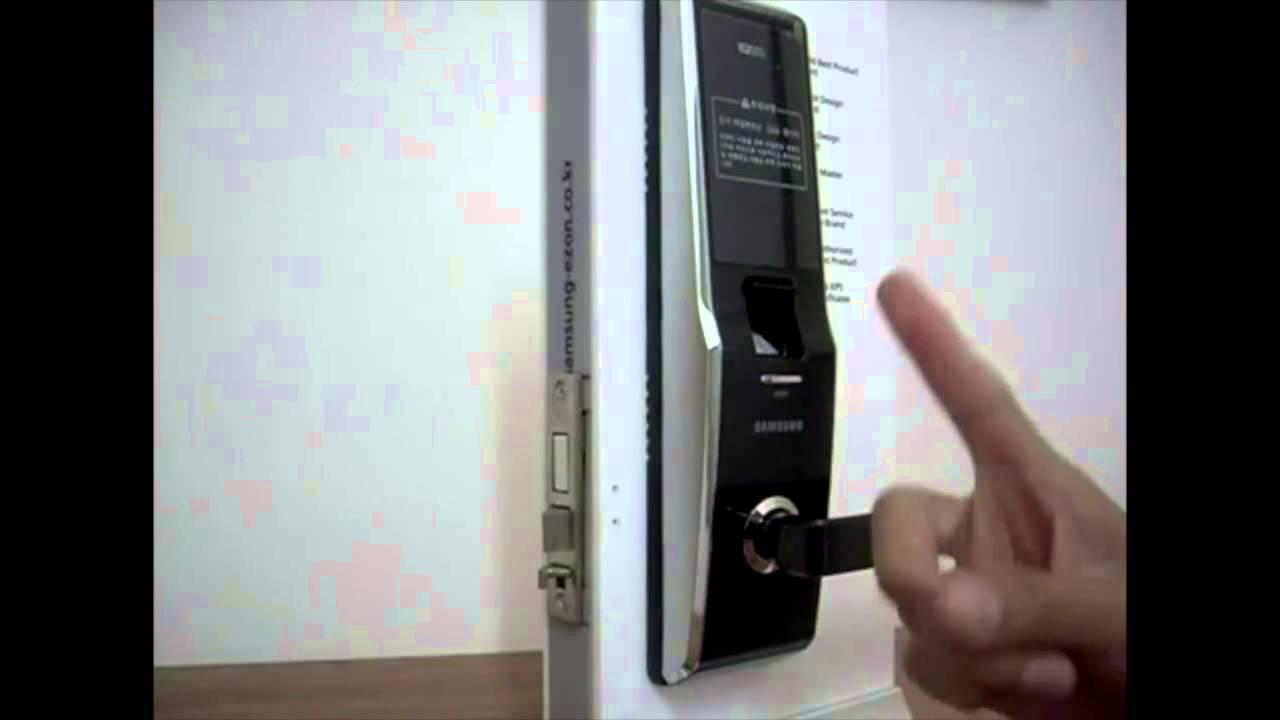 Có nên sử dụng khóa cửa vân tay Samsung hay không?