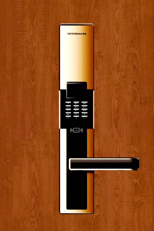 Tính năng cơ bản khóa cửa điện tử Dessmann S510