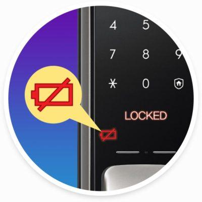 sử dụng pin khóa cửa Samsung cao cấp