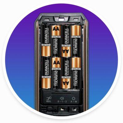 Hướng dẫn sử dụng pin khóa cửa Samsung cao cấp