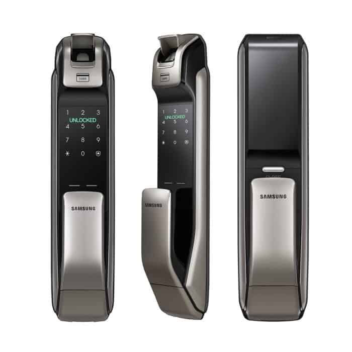 Khóa cửa điện tử Samsung SHP-DP728 chính hãng nhập khẩu