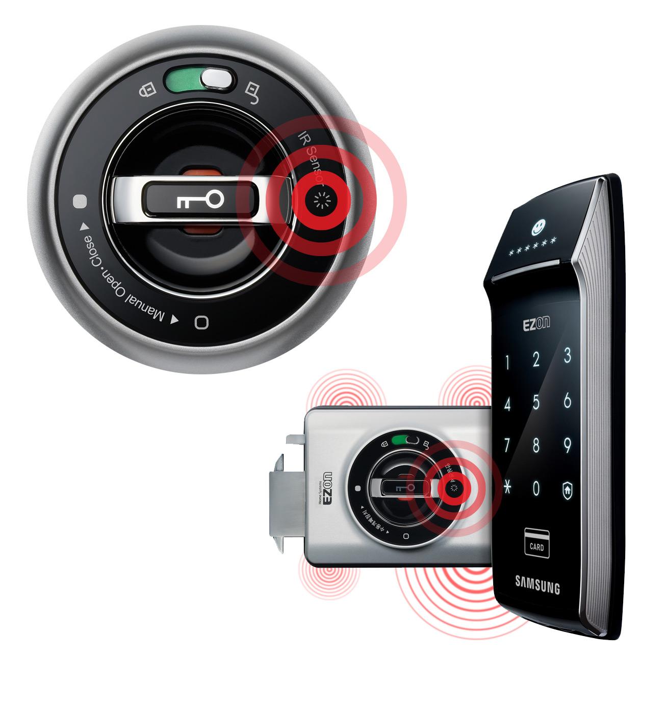 Đánh giá khóa cửa điện tử Samsung SHS-2320 chính hãng